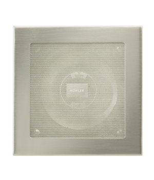 Kohler K-8033-BN SoundTile Shower Speakers (Pair) - Brushed Nickel