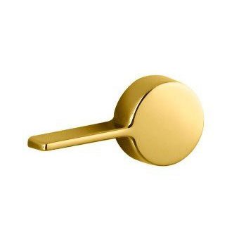 Kohler K-9466-L-PB Cimarron Trip Lever Assembly Left-Hand - Polished Brass