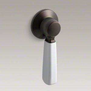 Kohler K-9476-2BZ Bancroft Toilet Trip Lever - Oil Rubbed Bronze