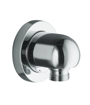 Kohler K-976-CP Stillness Wall Mount Supply Elbow - Chrome