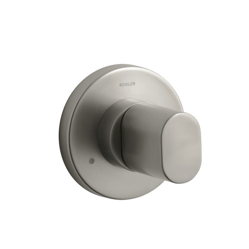 Kohler K-T10058-9-BN Oblo Transfer Valve Trim - Brushed Nickel