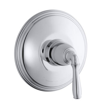 Kohler K-T10357-4-CP Devonshire Thermostatic Valve Trim - Chrome