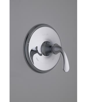 Kohler K-T10359-4-CP Forte Thermostatic Shower Valve Trim - Chrome
