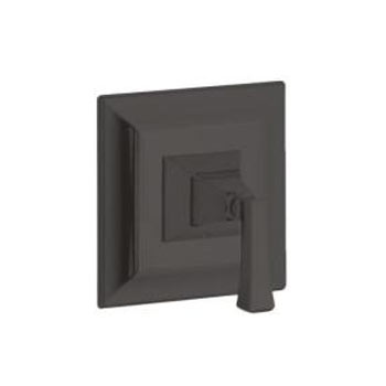 Kohler K-T10423-4V-2BZ Memoirs Single Lever Handle Volume Control Valve Trim - Oil Rubbed Bronze