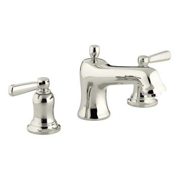 Kohler K-T10592-4-SN Bancroft Two Handle Roman Tub Faucet Trim Kit - Polished Nickel