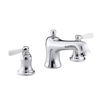 Kohler K T10592 4p Cp Two Handle Roman Tub Faucet Trim Kit