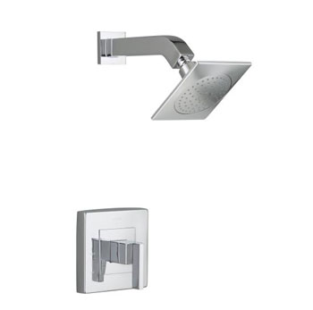 Kohler K-T14670-4-CP Loure Rite-Temp Shower Trim - Chrome