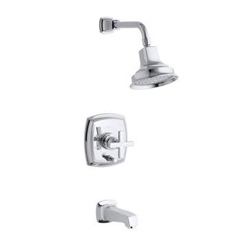 Kohler K-T16233-3-CP Margaux One Handle Tub & Shower Faucet Trim - Polished Chrome
