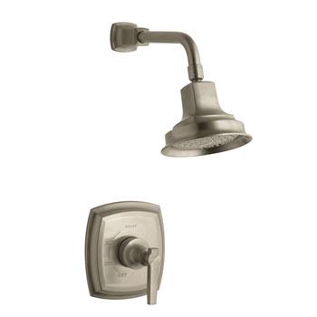 Kohler K-T16234-4-BV One Handle Shower Only Faucet Trim - Brushed Bronze