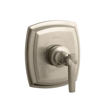 Kohler K-T16235-4-BV One Handle Valve Only Faucet Trim - Brushed Bronze
