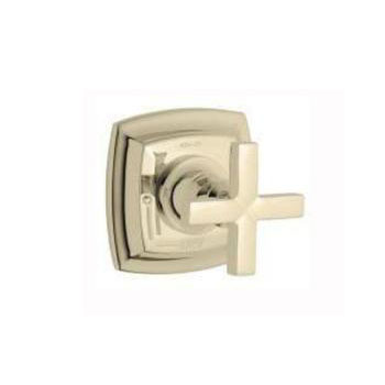 Kohler K-T16241-3-AF Margaux Volume Control Valve Trim with Cross Handle - French Gold