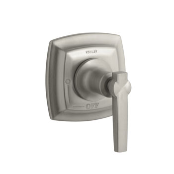 Kohler K-T16241-4-BN Margaux One Handle Volume Control Trim - Brushed Nickel