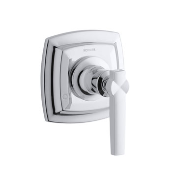 Kohler K-T16242-4-CP Margaux One Handle Transfer Diverter Valve Trim - Chrome