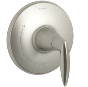Kohler K-T45110-4-BN Alteo Valve Trim - Brushed Nickel
