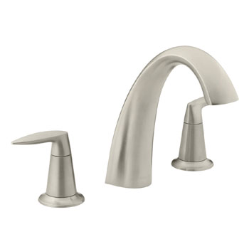 Kohler K-T45115-4-BN Alteo Bath Faucet Trim - Brushed Nickel