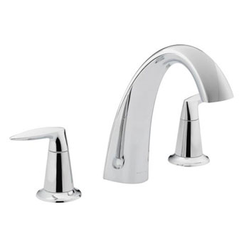 Kohler K-T45115-4-CP Alteo Bath Faucet Trim - Chrome