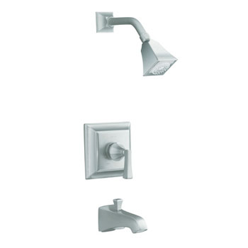 Kohler K-T461-4V-G Memoirs Single Handle Tub & Shower Faucet Trim - Brushed Chrome