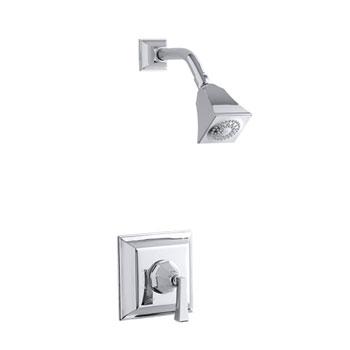 Kohler K-T462-4V-CP Memoirs Single Handle Shower Only Faucet Trim - Polished Chrome