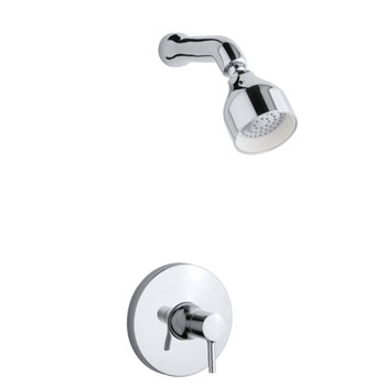 Kohler K-T8978-4-CP Toobi Shower Trim Less Diverter, Valve Not Included - Chrome