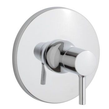 Kohler K-T8982-4-CP Toobi Thermostatic Valve Trim, Valve Not Included - Chrome