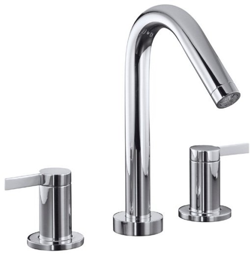 Kohler K-T954-4-CP Stillness Roman Tub Trim Only Kit - Chrome