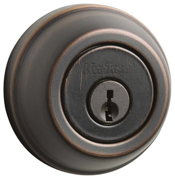 Kwikset 780 780 Series Single Cylinder Deadbolt - Venetian Bronze