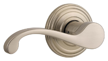Kwikset 788CHL-LH Signature Series Commonwealth Single Dummy Lever - Satin Nickel