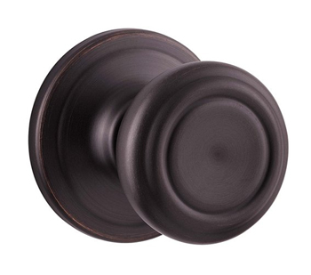 Kwikset 788CN Signature Series Cameron Single Dummy Door Knob - Venetian Bronze