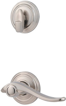 Kwikset 966AVL-LH Avalon Left Hand Single Cylinder - Satin Nickel