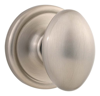 Kwikset 966L Laurel Single Cylinder Interior Pack - Satin Nickel