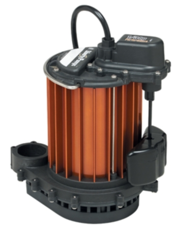 Liberty Pumps 230 1/3 hp Submersible Sump Pump