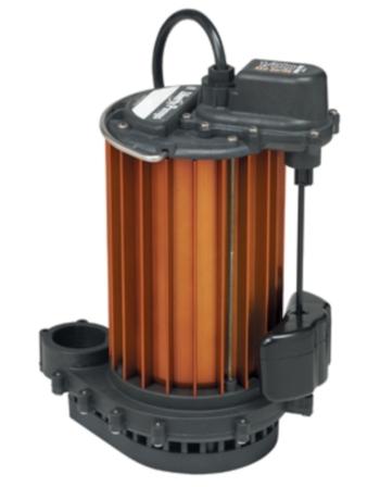 Liberty Pumps 453 1 2 Hp Submersible Sump Pump