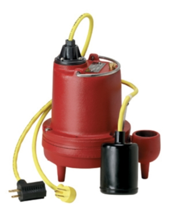 Liberty Pumps HT40 4/10 hp High Temp Submersible Pump