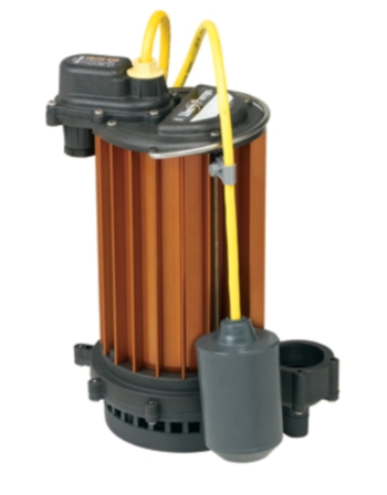 Liberty Pumps HT450 1/2 hp High Temp Submersible Sump Pump