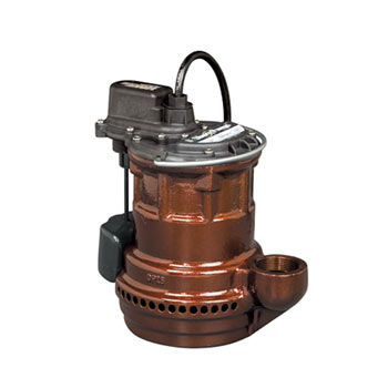 Liberty Pumps 247 VMF 1/4 hp Cast Iron Submersible Sump Pump