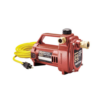 Liberty Pumps 331 1/2 hp Portable Transfer Pump