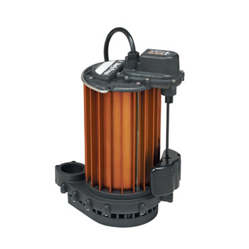 Liberty Pumps 457 VMF 1/2 hp Submersible Sump Pump