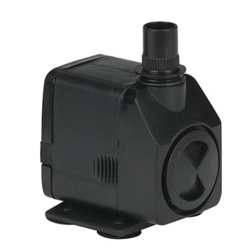 Little Giant 566716 #PES-130-PW Statuary Fountain Pump, 130 GPH