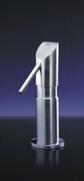 MGS Designs BSD-P Built-in Stainless Steel Soap Dispenser Polished Stainless Steel Finish