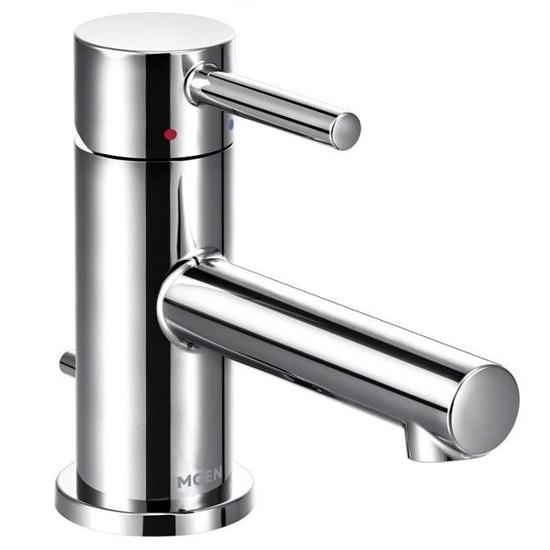 Moen 6191 Align Single Handle Single Hole Bathroom Faucet