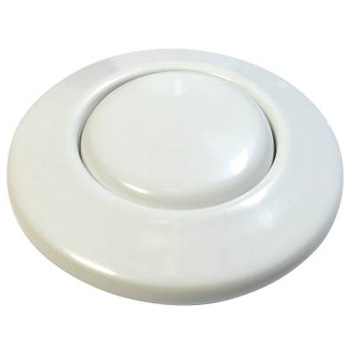 Moen AS-4201-WH disposal air switch button - White