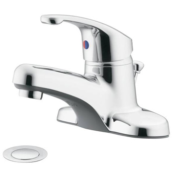 Cleveland Faucet Group CA47711L Flagstone One-Handle Bathroom Faucet - Chrome