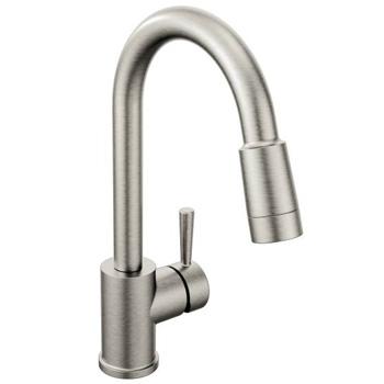Moen  Edgestone One Handle Pulldown Kitchen Faucet