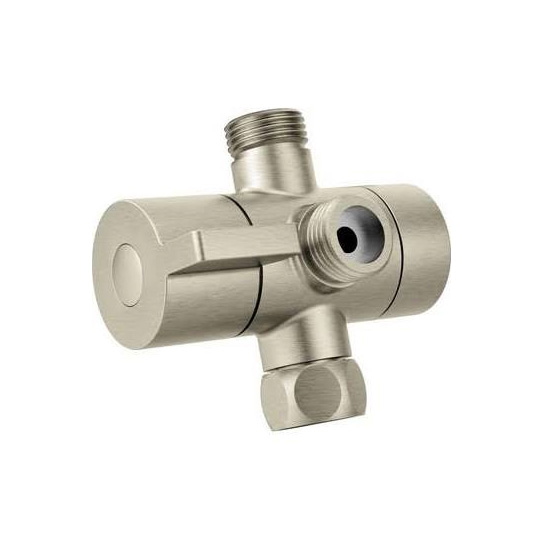 Moen CL703BN Shower Arm Diverter - Brushed Nickel
