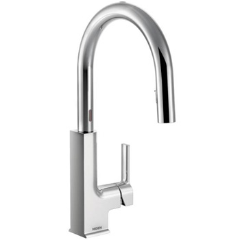 Moen S72308EC STo one-handle high arc pulldown kitchen faucet - Chrome
