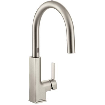 Moen S72308ESRS STo one-handle high arc pulldown kitchen faucet - Spot Resist Stainless