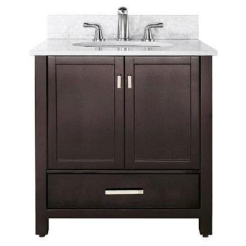 Avanity MODERO-V36-ES Modero 36 In. Bathroom Vanity - Espresso