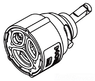 1255. Moen 1255 Duralast Replacement Cartridge