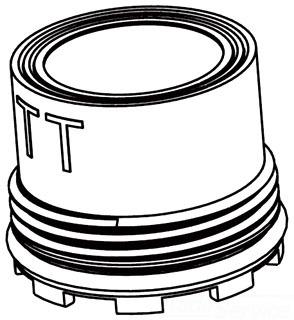 Moen 316711 Laminar Flow Restrictor Kit