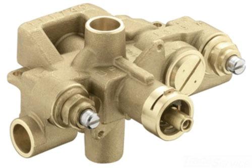 Moen 63170 Single Handle Tub Shower Valve Faucetdepot Com